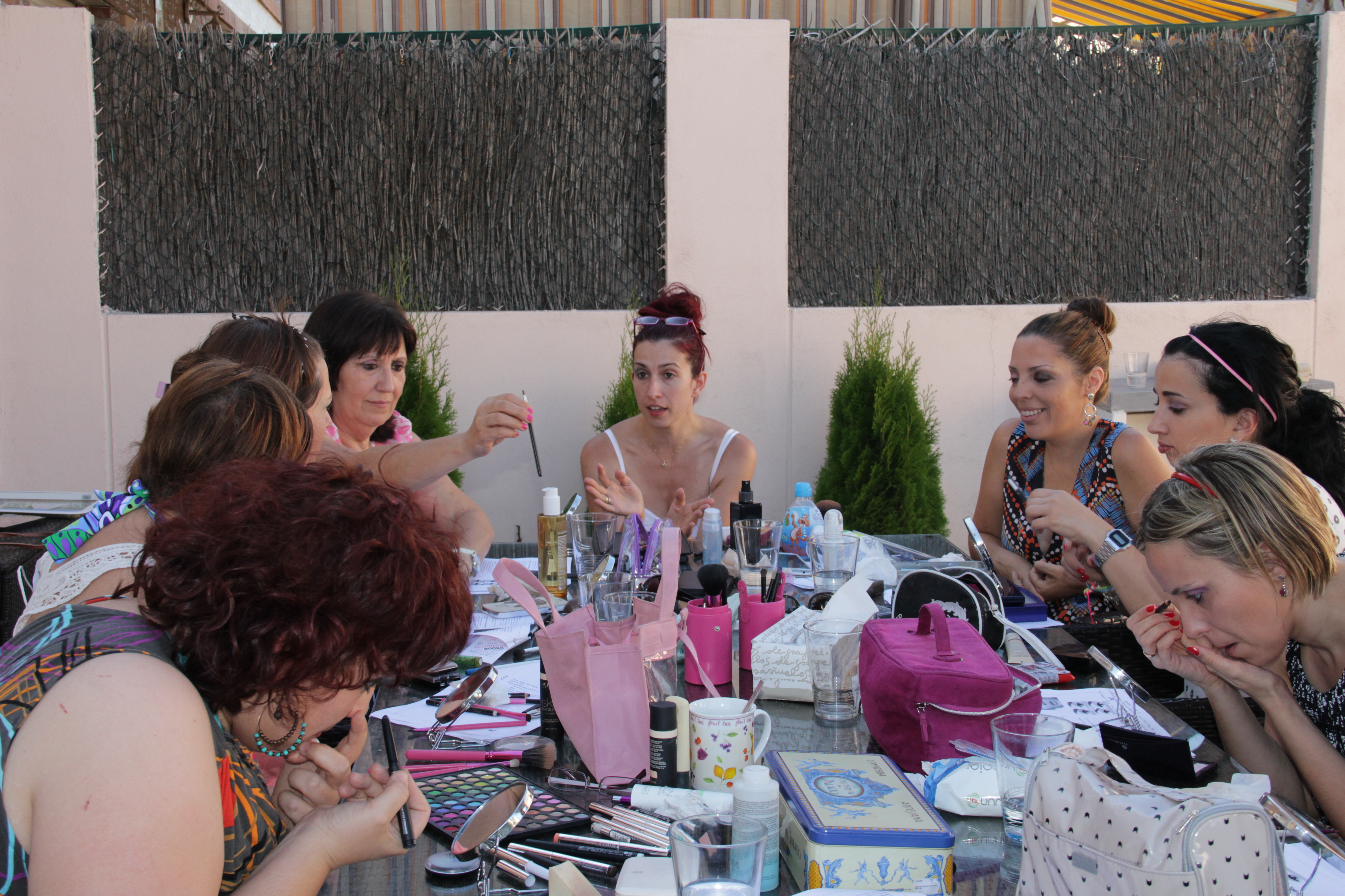Beauty Party o Makeup Party en Madrid